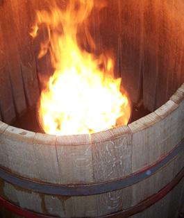 Ensamblajes calentadores de madera
