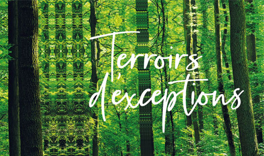 Launch of the range « Terroirs d'exceptions »
